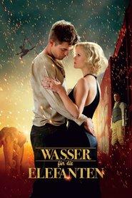 """Poster for the movie """"Wasser für die Elefanten"""""""