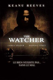 "Poster for the movie ""The Watcher"""