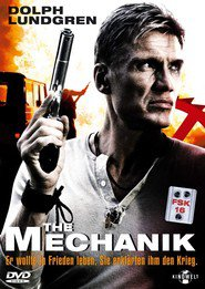 """Poster for the movie """"The Mechanik"""""""