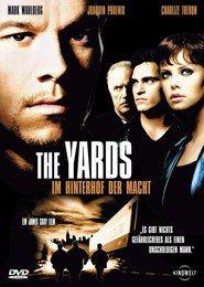 """Poster for the movie """"The Yards - Im Hinterhof der Macht"""""""