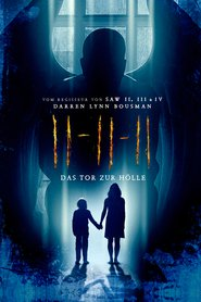 "Poster for the movie ""11-11-11 - Das Tor zur Hölle"""