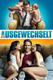 """Poster for the movie """"Wie ausgewechselt"""""""