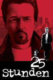 "Poster for the movie ""25 Stunden"""