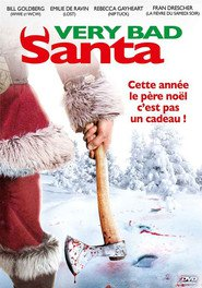 "Poster for the movie ""Santa's Slay - Blutige Weihnachten"""