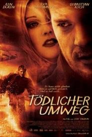 """Poster for the movie """"Tödlicher Umweg"""""""