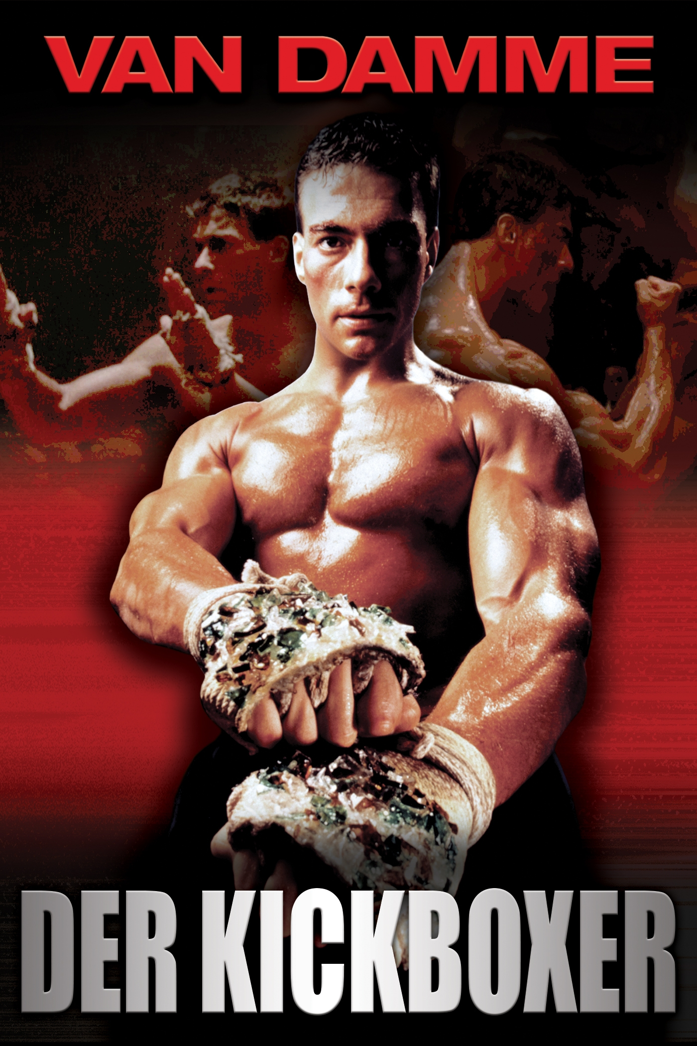 """Der Kickboxer - Karate Tiger 3"""