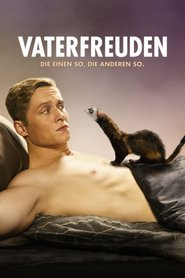 "Poster for the movie ""Vaterfreuden"""