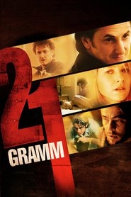 "Poster for the movie ""21 Gramm"""
