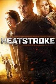 """Poster for the movie """"Heatstroke"""""""