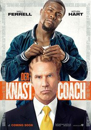 """Poster for the movie """"Der Knastcoach"""""""