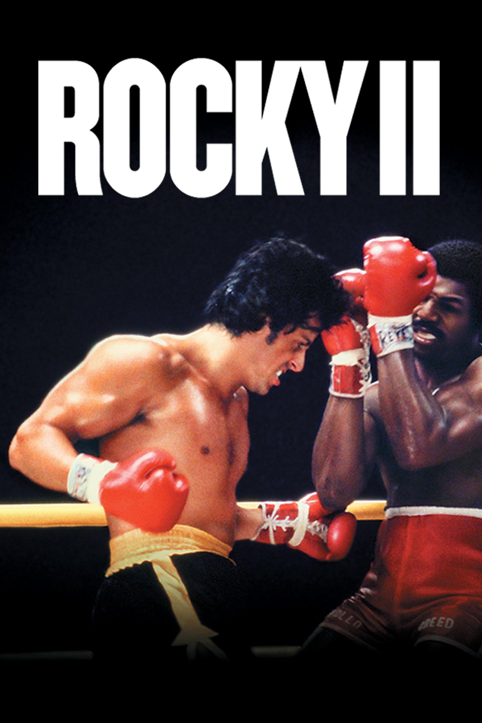 """Rocky II - Die Revanche"""