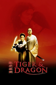 "Poster for the movie ""Tiger & Dragon"""