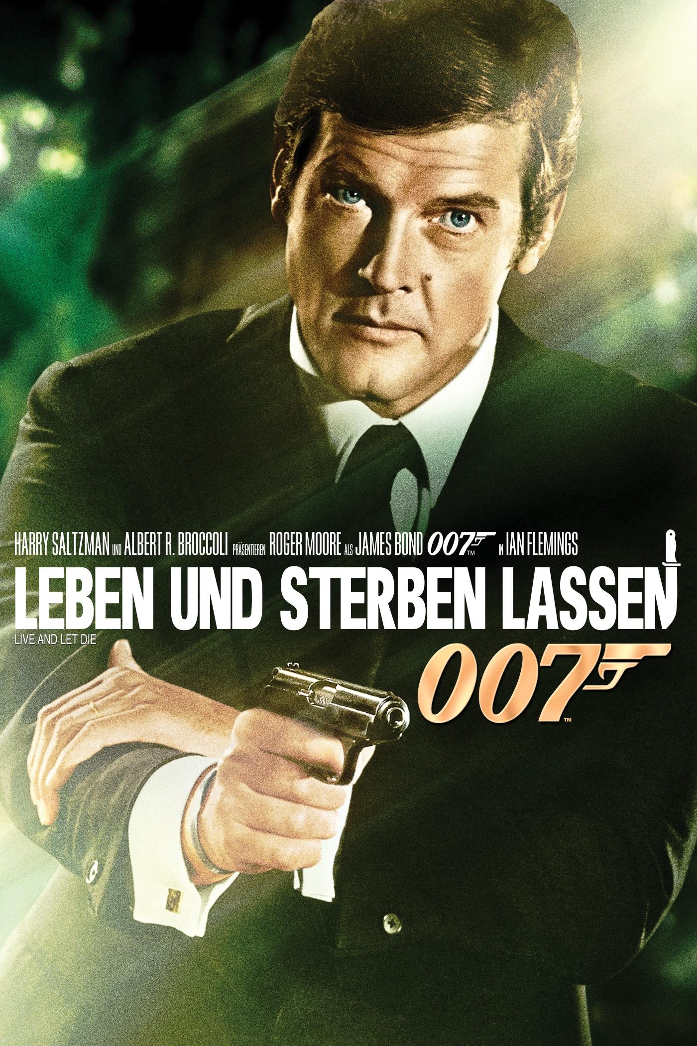 """""""James Bond 007 - Leben und sterben lassen"""""""