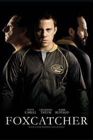 "Poster for the movie ""Foxcatcher"""