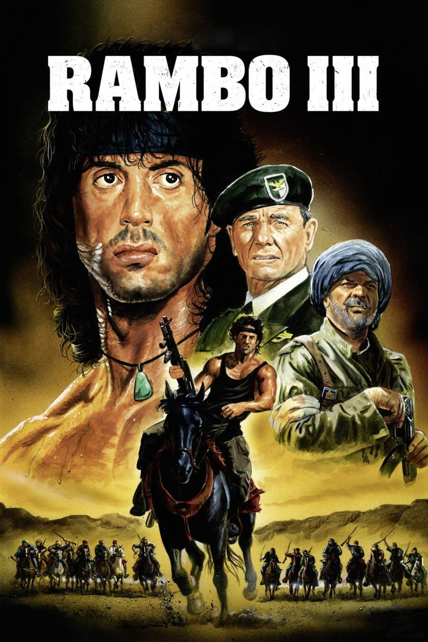 """""""Rambo III"""""""