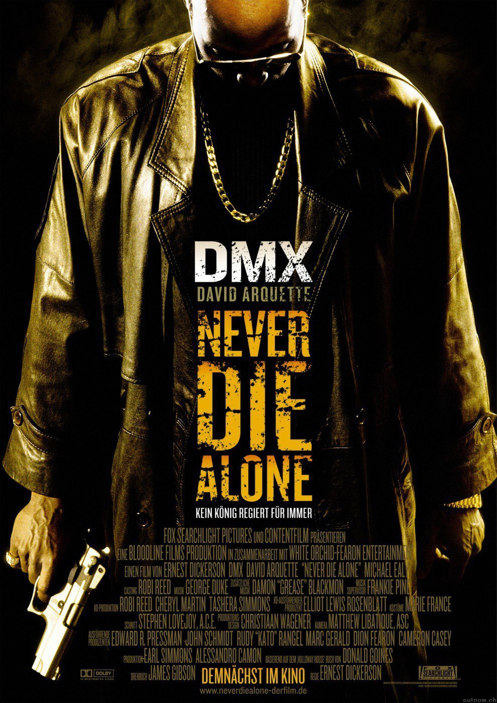 """Never Die Alone"""