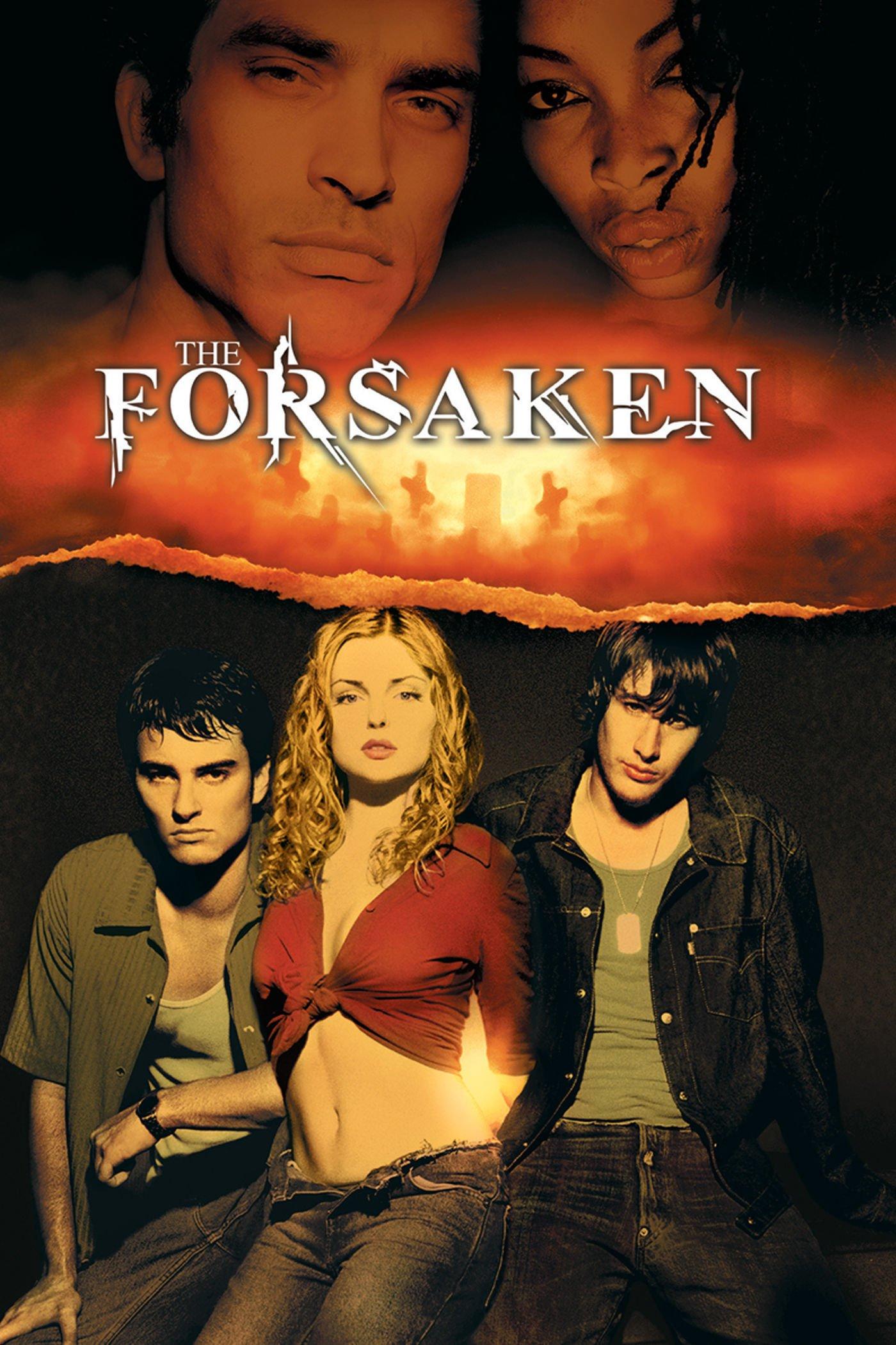 """""""The Forsaken - Die Nacht ist gierig"""""""