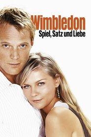"""Poster for the movie """"Wimbledon – Spiel, Satz und... Liebe"""""""