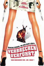 "Poster for the movie ""Verbrechen verführt"""