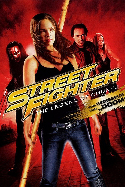 """""""Street Fighter: Die Legende von Chun-Li"""""""