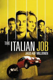 "Poster for the movie ""The Italian Job - Jagd auf Millionen"""