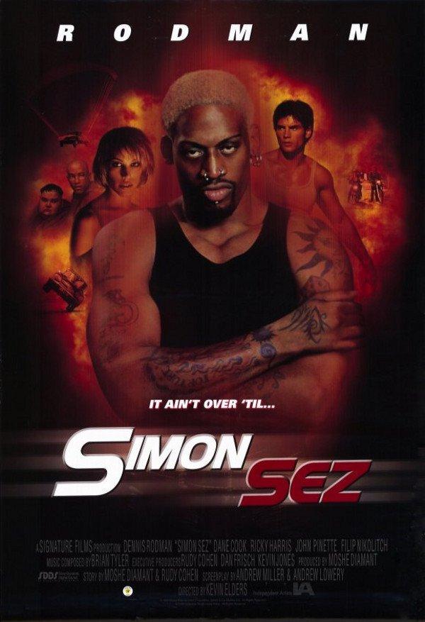 """""""Simon Sez"""""""