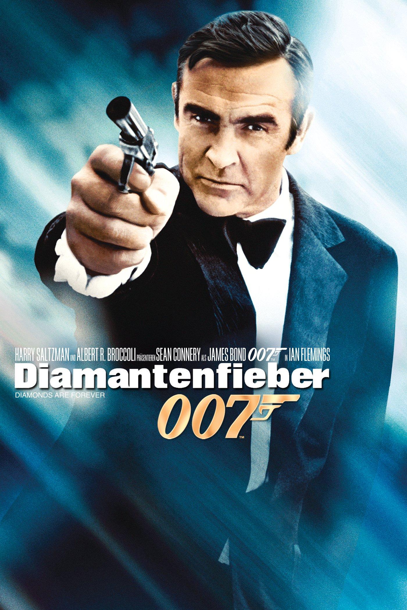 """James Bond 007 - Diamantenfieber"""