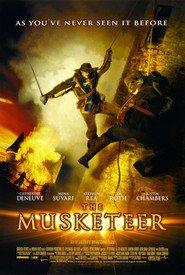 """Poster for the movie """"The Musketeer - Einer für alle, alle für einen"""""""