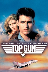 """Poster for the movie """"Top Gun"""""""