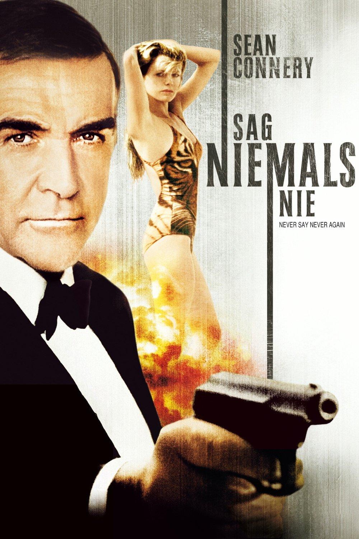 """""""James Bond 007 - Sag niemals nie"""""""
