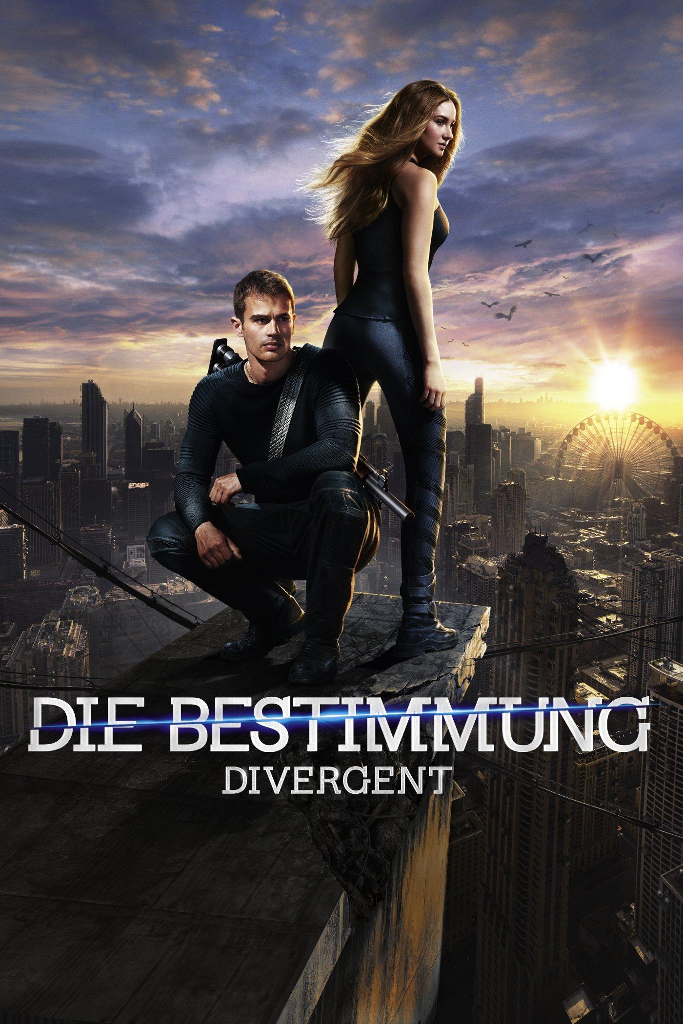 """""""Die Bestimmung - Divergent"""""""