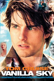 "Poster for the movie ""Vanilla Sky"""