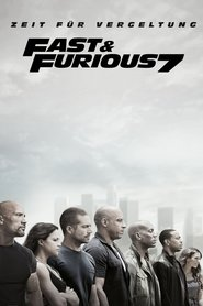 "Poster for the movie ""Fast & Furious 7"""