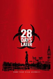 "Poster for the movie ""28 Days Later"""