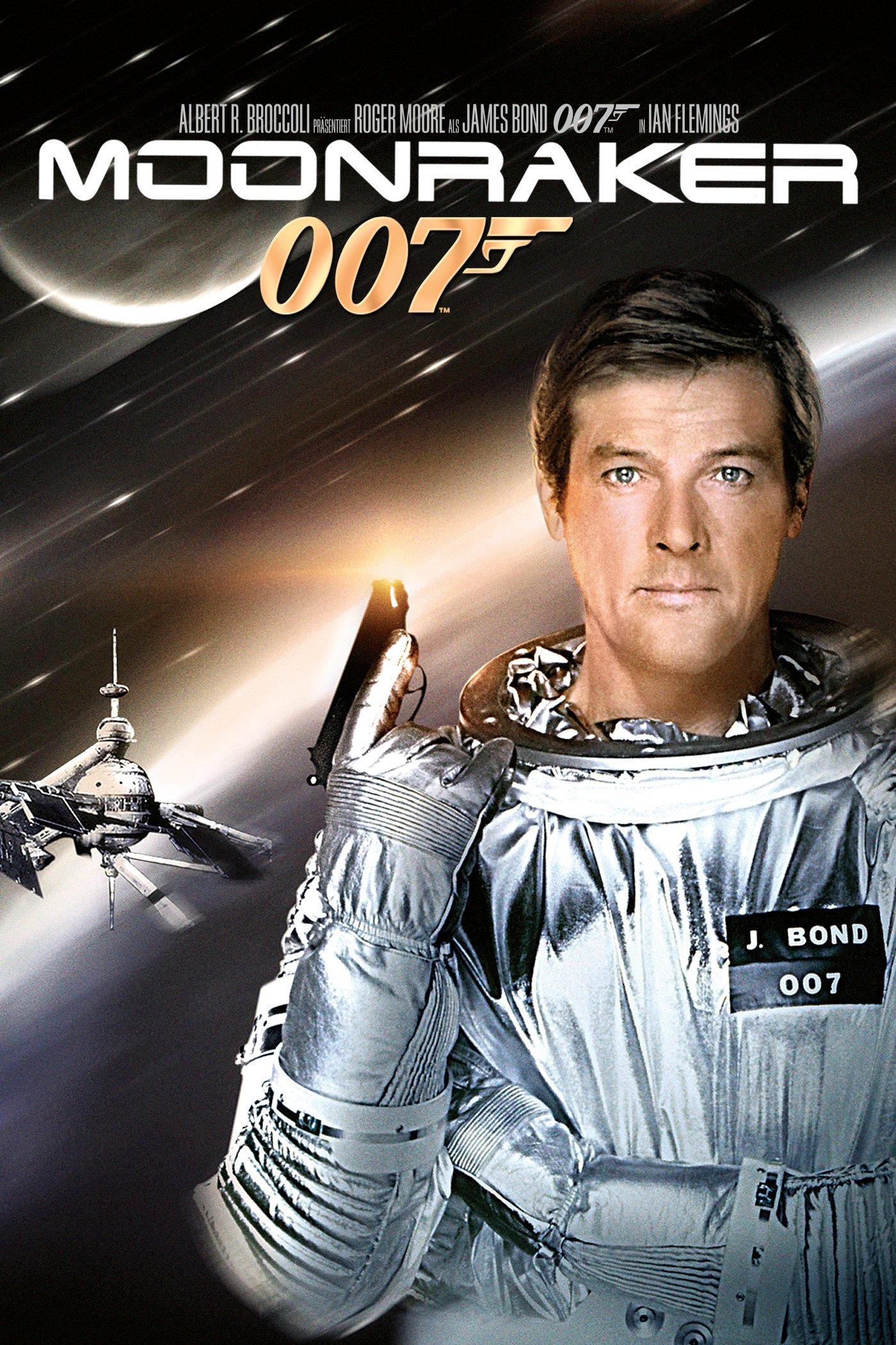 """""""James Bond 007 - Moonraker - Streng geheim"""""""