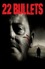 "Poster for the movie ""22 Bullets"""