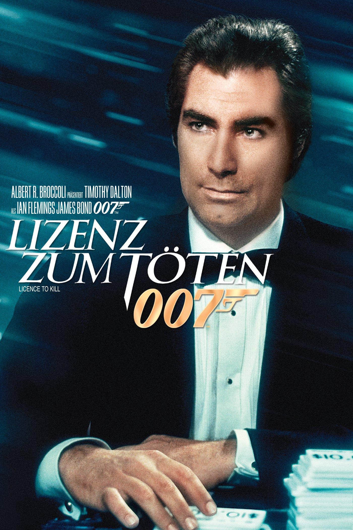 """""""James Bond 007 - Lizenz zum Töten"""""""