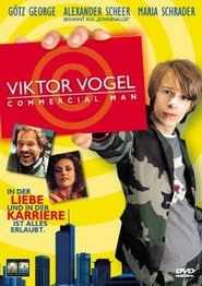 "Poster for the movie ""Viktor Vogel - Commercial Man"""