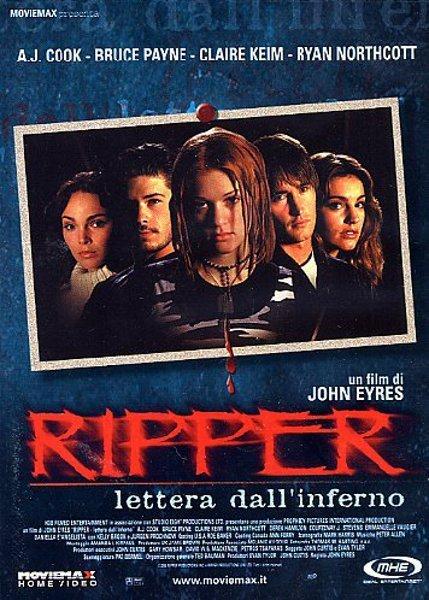 """""""Ripper - Briefe aus der Hölle"""""""