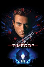 """Poster for the movie """"Timecop"""""""