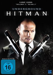 "Poster for the movie ""Underground Hitman"""
