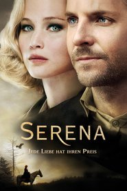 """Poster for the movie """"Serena"""""""
