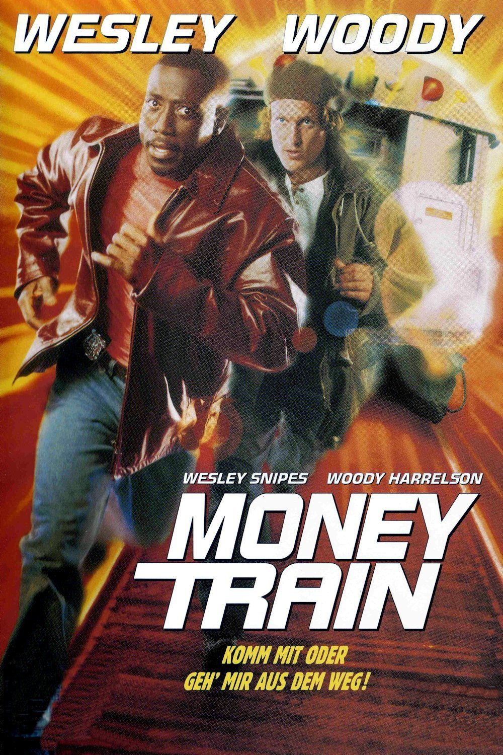 """Money Train"""