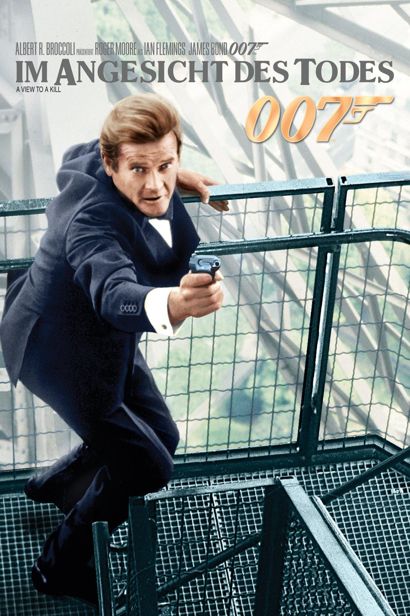 """""""James Bond 007 - Im Angesicht des Todes"""""""