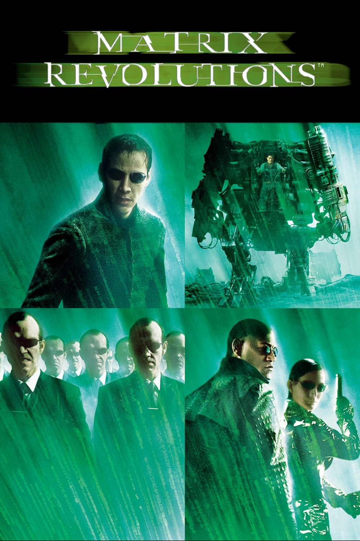 """""""Matrix Revolutions"""""""