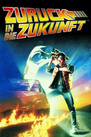 "Poster for the movie ""Zurück in die Zukunft"""