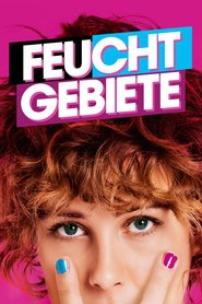 "Poster for the movie ""Feuchtgebiete"""