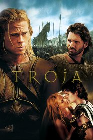 "Poster for the movie ""Troja"""
