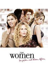 """Poster for the movie """"The Women - Von großen und kleinen Affären"""""""