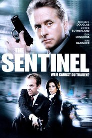 "Poster for the movie ""The Sentinel - Wem kannst du trauen?"""